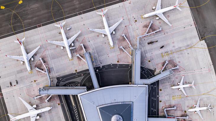 Covid-19'un Havacılığa Etkisini Verilerle Karşılaştıran Site