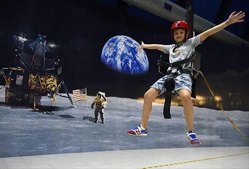 İzmir Uzay Kampı Çocuklar