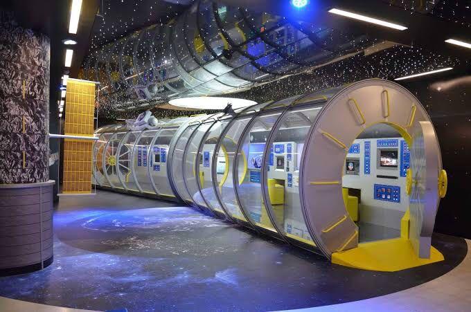 İzmir Uzay Kampı Programlar